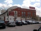 Edificio del centro IFE