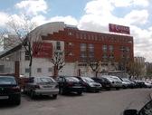 Edificio del centro IFE en Madrid